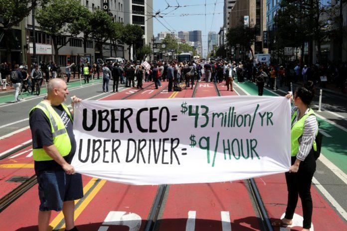 Uber vs California